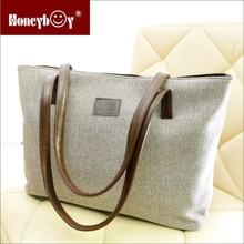 2015 new jute designer handbags for gift