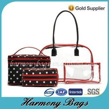 Fashionable Full Set Lady's necessarie bag cosmetics