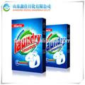 hecho en china Tipo de detergente lavandería espuma y detergente de bajo polvo