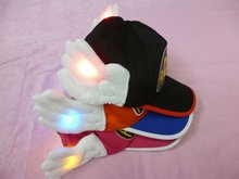 baseball caps with led lights for children,keep warm