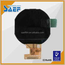 round lcd display for smart watch IPS 240*240 without Resistive Touch panel
