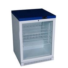 12V 24V dc compressor feature Solar vaccine /drug cool cabinet/medical refrigerator freezer fridge use for hospital
