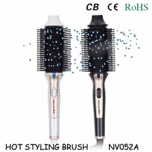2015 Hot Styling Hair Brush Hair curler Hair straightener