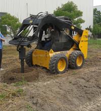 HCN brand 0510 series CASE loader hydraulic auger for backhoe