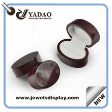 High quality ring box wooden box for wedding as gift