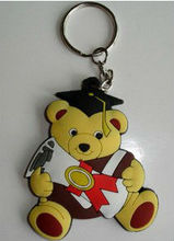 Promotional gift pumpkin key chain