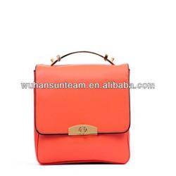 pu leather genuine handbags 2014 office lady bags imitation brand name bags