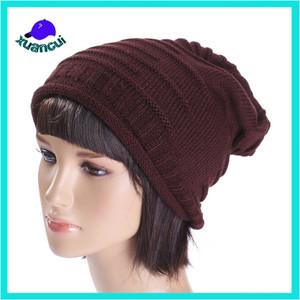 En çok satan ürünleri 2017 kadın Kış Sıcak KAYAK örme kış bere şapka