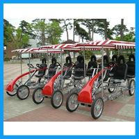 4 wheelers pedal bike