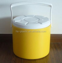 Plastic Ice Cooler Box for beverage