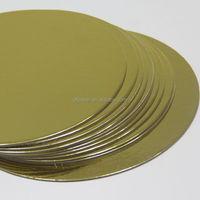 wholesale cake boards foil gold paper board