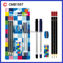Promotion High Quality School and Office Pen and Pencil Set