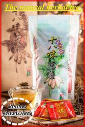 Organic supplement slimming tea herbal extract