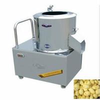 2014 Industrial potato peeler machine/potato peeling and cutting machine