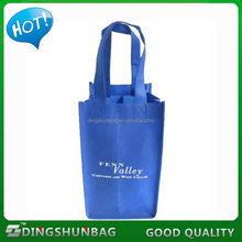 Top level useful 6 bottle wine tote bag