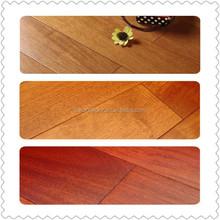 Cheap Asian Mahogany Solid Wood Flooring
