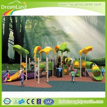 Toddler Play Equipment/green and yellow outdoor playground equipment/park play structure