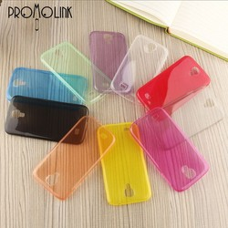 wholesales matt transparent smart phone case cover for samsung s5/s4/note3