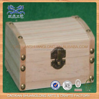 made in china cheap unfinished wooden case for sale