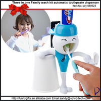 Funny toothpaste holder modern home accessories