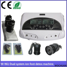 healthy care ionizer foot life ion best ionic-tox dual detox machine
