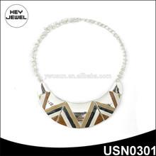 Último diseño moda joyas de oro brasileño