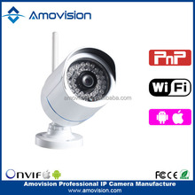 Amvision unique design ip camera kit HD Onvif 720p Q6320-WIFI ip camera mini