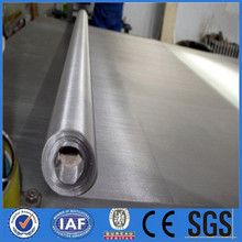 0.3mm diam 304 soft temper ISO certification standard stainless steel wire mesh