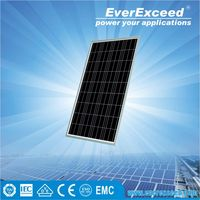 EverExceed 280w Polycrystalline Solar Panel for customized solar pump system
