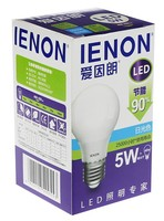 IENON Best Selling soft white light bulb vs daylight dove led bulb e27