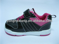 New style school shoes girls hiking sport shoes