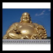 high quality 2014 old look brass buddha statue