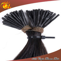 Premium Quality 100% Tangle Free Real Virgin Brazilian Remy I-Tip Hair Extensions