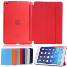 Hot New Product Folding Stand Leather Tablet Cover Case for iPad Pro, For Apple iPad Pro 12.9 Inch Case Smart Cover