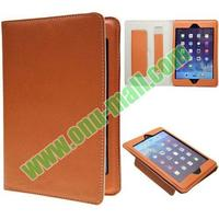 hot selling Ultrathin Retro flip Leather case Cover for iPad Mini case