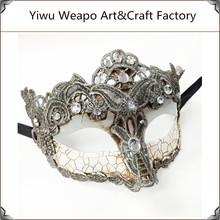 2015 Hot Sale Customized Design Top Quality simple design venetian masquerade sexy mask