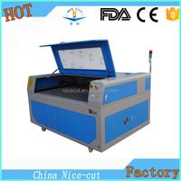 NC-E6090 cnc laser wood cutting machine price for balsa wood, acrylic