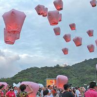 Factory wholesale paper sky lantern no fire