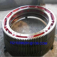 Heavy Duty Driving Gears , Cast Gears , Casting Pinion with Large Size