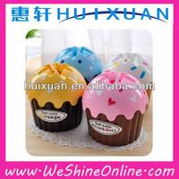 Ice Cream Cake Type Car Home Towel Tissue Paper Box