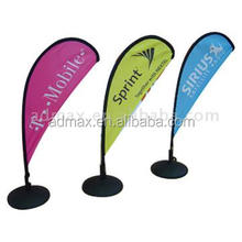 Mini Flying Banners/Tabletop flying banner
