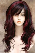 lace front wigs synthetic wholesale