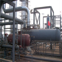 daily capacity 30 tons Convert waste engine oil to diesel plant