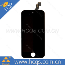 Cheap and fine for iPhone 5c Display Screen with digitizer
