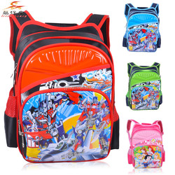 1387 Catoon picture School bag manufacturer in Huan China Satchel Backpack