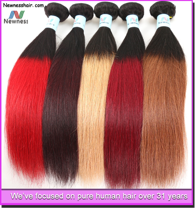 Virgin Brazilian Human Hair Extension Fast Shipping Hair Extensions