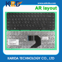 Brand new Notebook keyboard for HP G4 G6 CQ43 CQ57 430 630 G4-1000 R15 AR Arabic layout Laptop Keyboard
