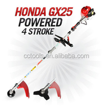 Max. Cutter Width 40mm 4 Stroke Gasoline GX-25 Brush Cutter with CE&GS