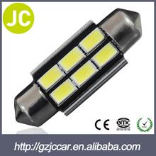 Manufacturer brands car LED festoon bulb CANBUS 36MM SMD 5630 LED car bulb LED