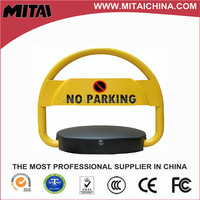 remote control car parking lot space barriers